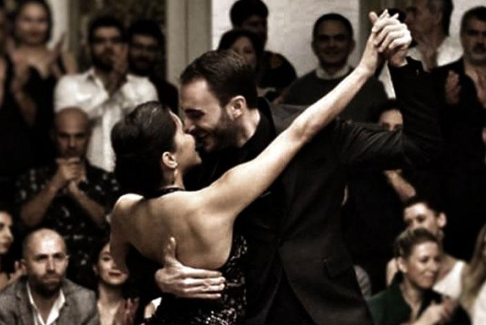 Gianpiero Galdi e Lorena Tarantino
